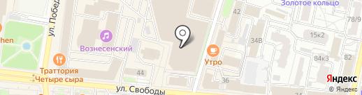 Гироскутер76 на карте Ярославля