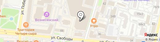 Black heart accessories на карте Ярославля