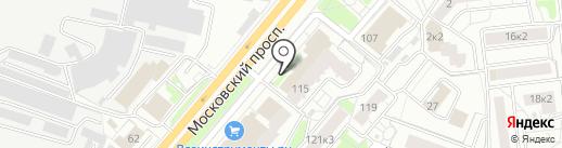 Совкомбанк, ПАО на карте Ярославля