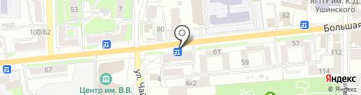 ЭКО ЛАВКА на карте Ярославля
