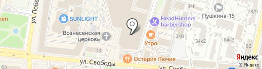 Ma-yo на карте Ярославля