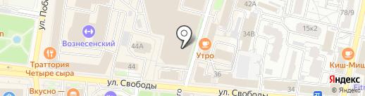 Lo на карте Ярославля