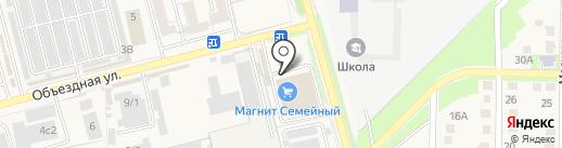 Дары Камчатки на карте Аксая