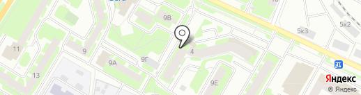 ИННОВАЦИИ ОБОГРЕВА на карте Вологды