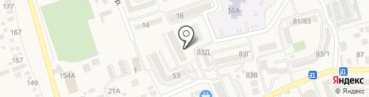 Сигма на карте Аксая