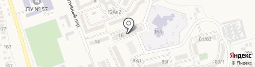 ЭксСтрой на карте Аксая