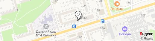 Комиссионный ДЕТЯМ на карте Аксая