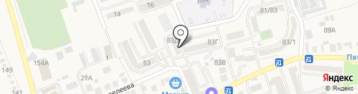 Следственный отдел на карте Аксая
