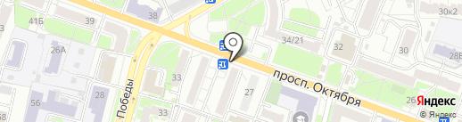 Мир садовода на карте Ярославля