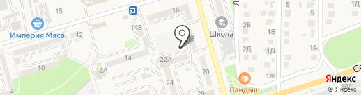 Ассорти на карте Аксая