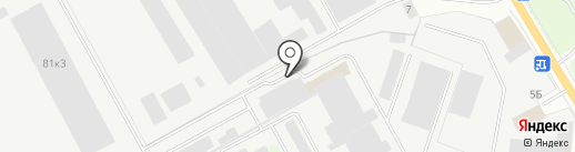 PRORAB на карте Ярославля