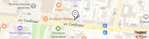 Nail Master на карте Ярославля