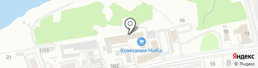 Ариа аиф на карте Ярославля