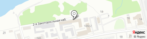 Премиум аудит на карте Ярославля