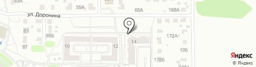 СельГаз на карте Ярославля