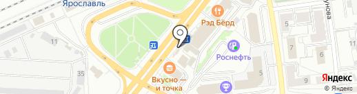 Ваши деньги на карте Ярославля