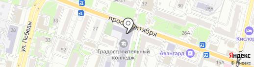 ВИН ЧУН на карте Ярославля