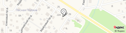 Доктор Жесть на карте Кузнечихи