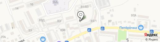 Эллада на карте Аксая