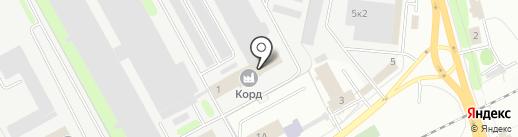 Брик 24 на карте Ярославля