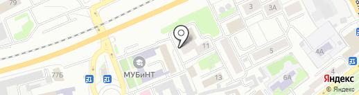 Мировые судьи Кировского района на карте Ярославля