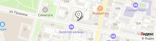 МеталлПром на карте Ярославля