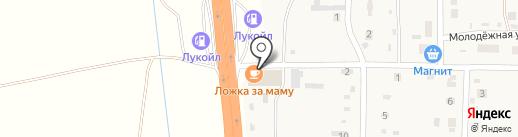 Магазин автозапчастей на карте Дорожного