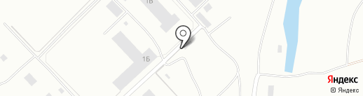 Завод железобетонных изделий на карте Северодвинска
