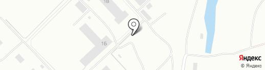 Транспортная компания на карте Северодвинска