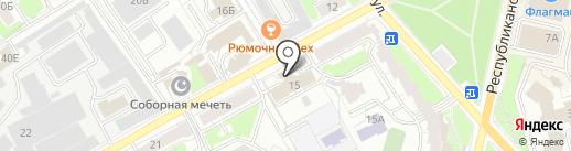 Imperial Quest на карте Ярославля