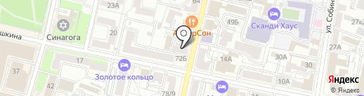 BARLEY на карте Ярославля