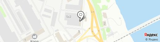 Room Status на карте Ярославля