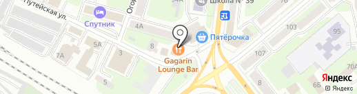 911 на карте Вологды