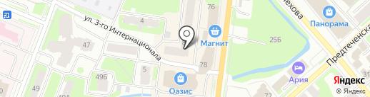 СпецТех на карте Вологды