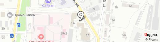 АВТОТРАНСПОРТ 76 на карте Ярославля