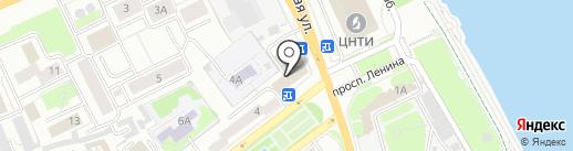 Компания игрушек по оптовым ценам на карте Ярославля