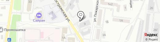 ВтоРесурс на карте Ярославля