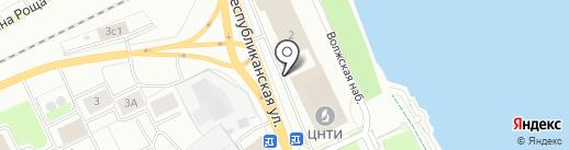 ЯрСпец-Сервис на карте Ярославля