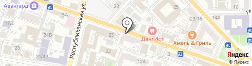 Пауза на карте Ярославля