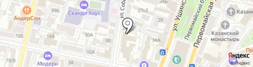 Faberlic на карте Ярославля