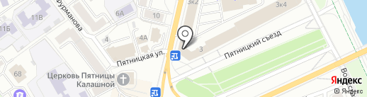 ДСУ №76 на карте Ярославля