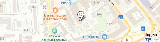 Стиль жизни на карте Ярославля
