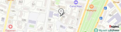 Экспертно-правовая компания на карте Ярославля