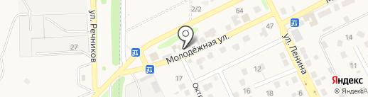 Мастер на карте Российского