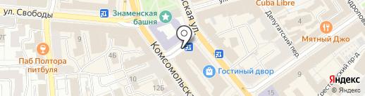 Flora art на карте Ярославля