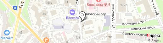 Болгарская недвижимость на карте Ярославля