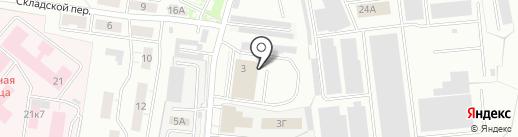 Профессионалы на карте Ярославля