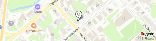 Оценочная компания на карте Вологды