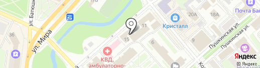 МКС Медиа на карте Вологды