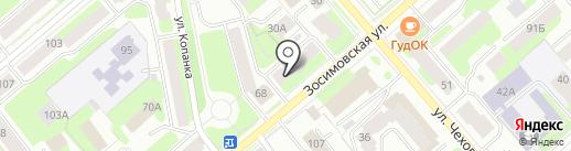 СтройЭлемент на карте Вологды